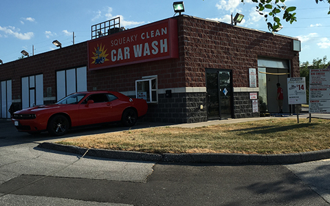 Squeaky clean tunnel and self serve car wash oil change and dog wash kansas city mo exterior tunnel wash solutioingenieria Choice Image